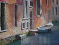 Venice - Oil on canvas